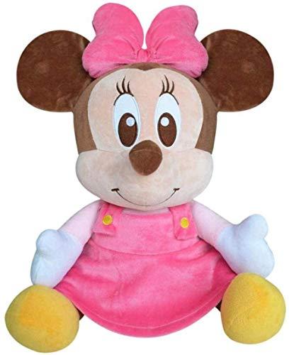 NC56 Minnie Mouse Juguetes de Peluche Juguetes para bebés para niñas Regalo de cumpleaños Mickey Mouse muñeco de Peluche Juguetes para niños-Minnie