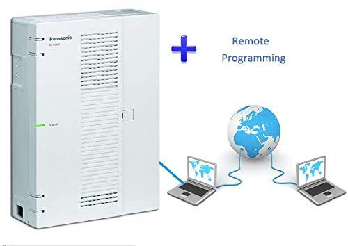 Centralita Panasonic Hibrida (Analogica/IP) HTS32. Programacion remota incluida