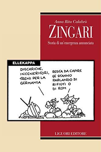 Zingari: Storia di un'emergenza annunciata (Metropolis Vol. 34) (Italian Edition)