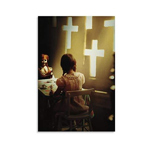Póster de Dragon Vines American Horror Film Annabelle 2 Is Born Art - Póster de pared (60 x 90 cm)