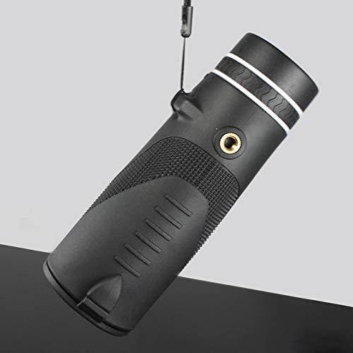 Yqs Fernglas 40X60 Leistungsstarke Fernglas Micro-Nachtsicht-Qualitäts-Zoom Große Hand Teleskop Militär HD Berufsjagd Werkzeuge (Color : Option 1)