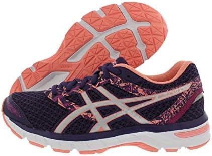 ASICS Gel Excite 4 Women s Running Shoe Grape Silver Begonia Pink 10 5 M US product image