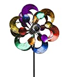 Best Wind Spinners - Plow & Hearth 54345 Gala 4 Blade Solar Review