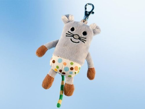Key Ring Crazy Mouse