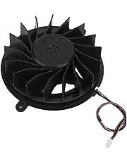 Socobeta Ventilador de refrigeración Interno de Repuesto 17 Aspas Ventilador de Ventilador de refrigeración Interno de Repuesto para PS3 Slim