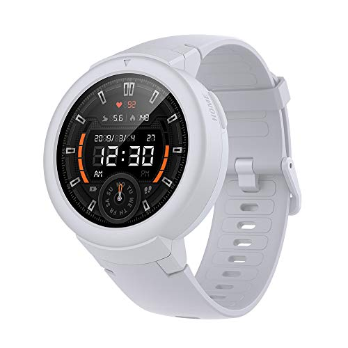 Amazfit Verge Lite Smartwatch by Huami with 20-Day Battery...