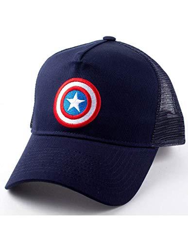 cotton division Marvel Captain America Baseball Cap