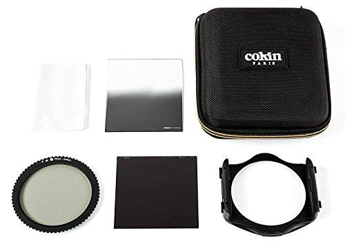 Cokin h3h0–28Kit Voyageur Talla M (84mm) Negro