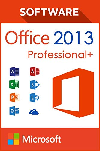 Office 2013 Professional Plus ESD Key Lifetime / Fattura / Consegna Immediata / Licenza Elettronica / Per 1 Dispositivo