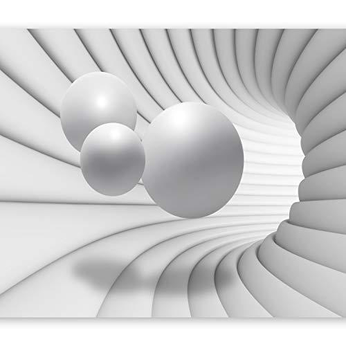 murando Papier peint intissé 300x210 cm Décoration Murale XXL Poster Tableaux Muraux Tapisserie Photo Trompe l'oeil balle abstraction 3D a-A-0154-a-c
