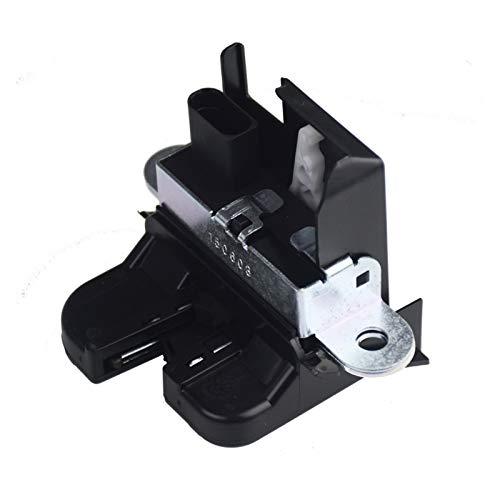 KCSAC Bloque de bloqueo del tronco Bloqueador trasero Lock Lock Latch Fit para VW Golf MK5 MK6 / Golf GTI FIT FOR SEAT LEON la cerradura del maletero del portón trasero