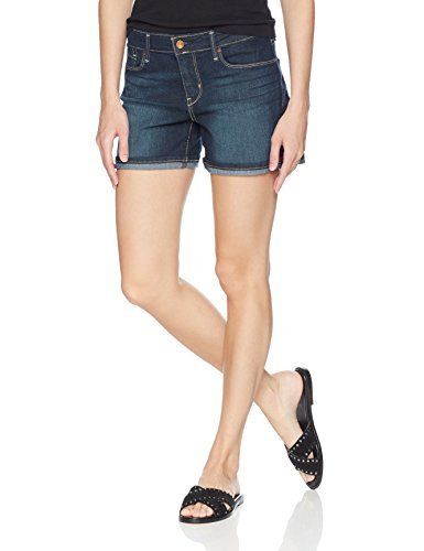 Signature by Levi Strauss & Co. Gold Label Women's Modern Shorts, Splendor...