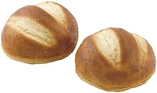 ミニライ麦パン(2ケパック)(フォーム素材)(VF1186)[食品サンプル フェイクフード ディスプレイ パン ブレッド ライ麦パン]