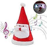 Kylewo Copricapo di Corna di Natale Copricapo Peluche Renna per la Festa in Costume di Natale