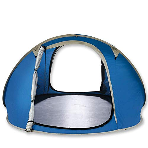 Manyao Playa Tentfully rápido y automático de Apertura de Exterior 3-4 refugios Personas Sun Doble Que acampa Portable Simple