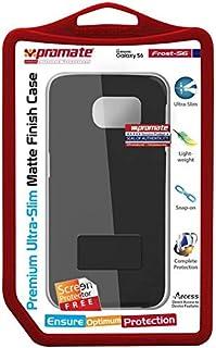 Promate Samsung Galaxy S6 Premium Ultra Slim Matte Finish Case - Transparent Black