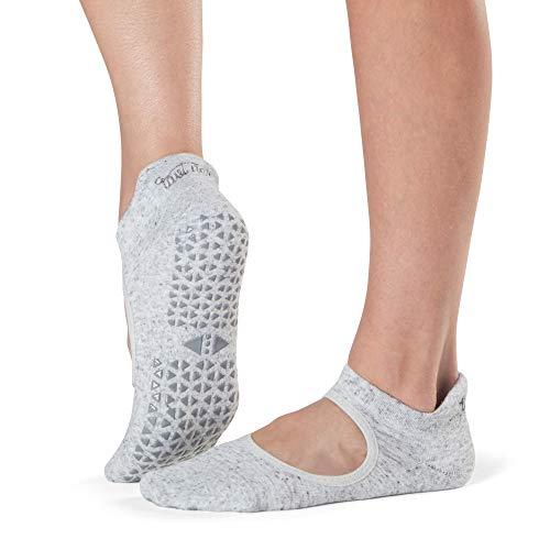 Tavi Noir Women's Emma Non-Slip Socks (Haze) Small