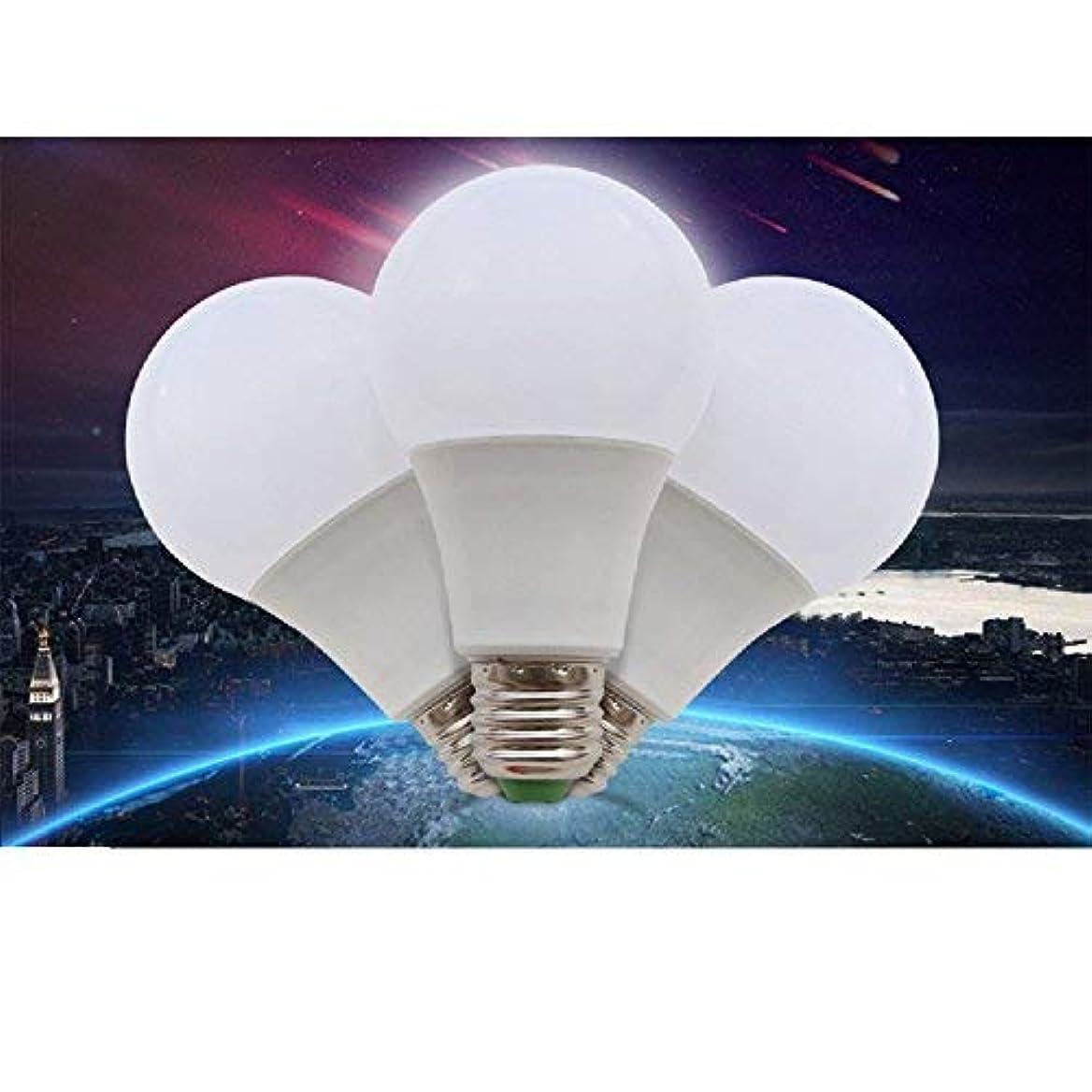 知的どんよりした正統派Aomgsd 5W/7W/9W 室内センサーライト 人感センサー LED電球 夜灯 昼白色 80W相当 搭載明暗センサー 自動点灯/消灯 搭載レーダー探知機付 省エネ 防犯 (5W)