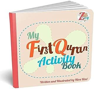 Zair Zabr Play : My First Quran Activity Book: Muslim Children's Book