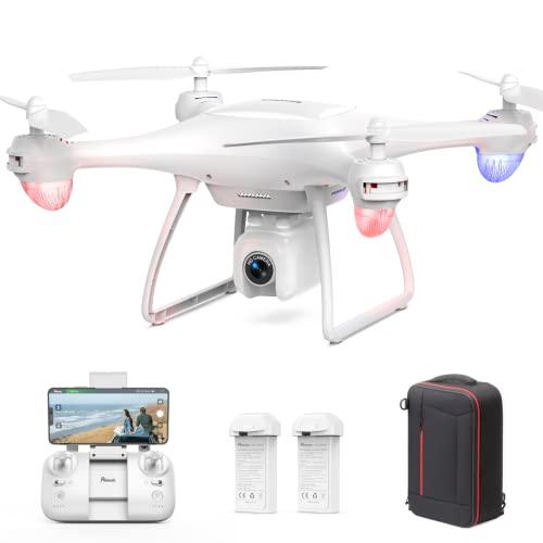 Sansisco Drohne mit Kamera 2.7K UHD...