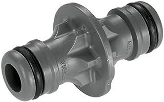 GARDENA 2931-20 koppeling: Aansluitstuk voor stevige slangverbinding, slangkoppeling voor verlenging, compatibel met...