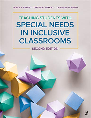 Compare Textbook Prices for Teaching Students With Special Needs in Inclusive Classrooms NULL 2 Edition ISBN 9781506394640 by Bryant, Diane P.,Bryant, Brian R.,Smith, Deborah D.