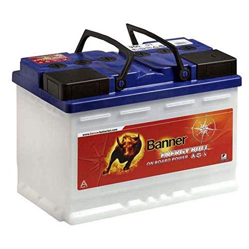 Banner Energy Bull - Puissante batterie de loisir 130Ah