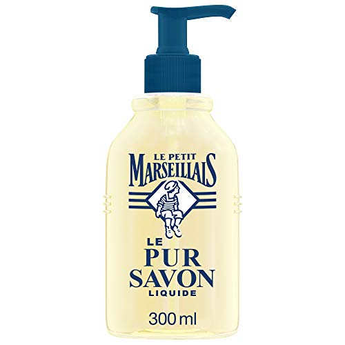 Le Petit Marseillais–Jabón líquido Pur jabón–Bomba 300ml