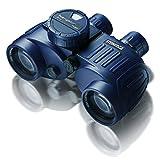 Steiner Navigator Pro 7x50 prismáticos marinos con brújula - brújula estabilizada en HD, robusta, de alto detalle, 5 m a prueba de agua: la primera opción para los entusiastas de los deportes acuático