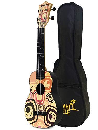 Mahilele 3.0 ukulele soprano '70 con custodia