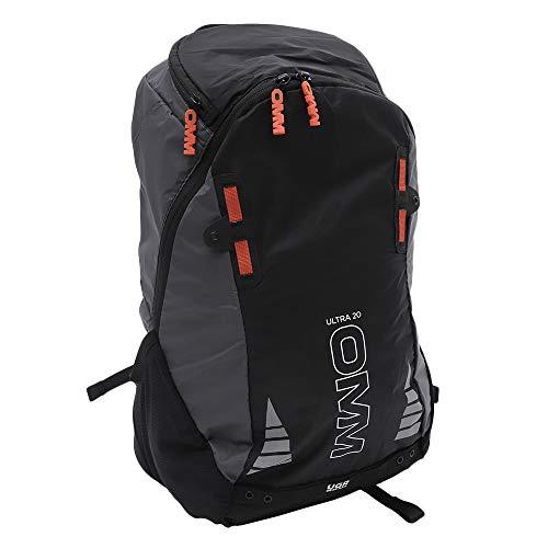 M&O OMM Ultra Running Rucksack Einheitsgröße grau