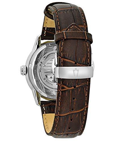 Bulova Automatic Watch 96A120