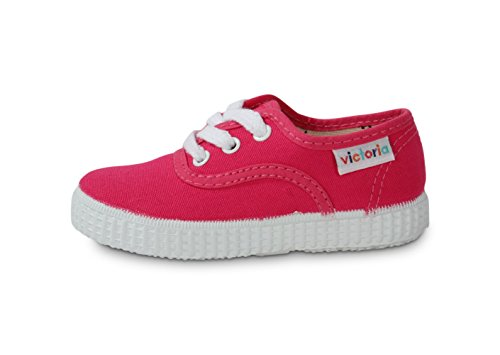 VICTORIA MERCEDITAS 06613 Kinder Schuhe Unisex ERDBEERE EU 22