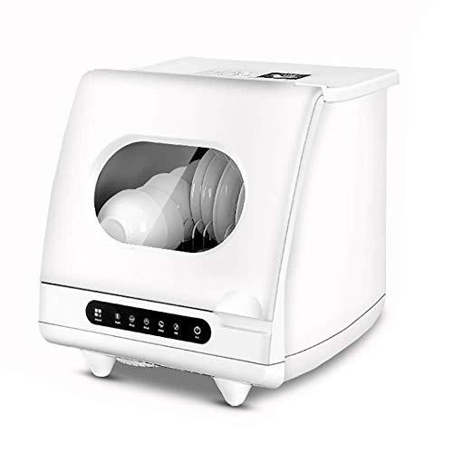 Lave-Vaisselle Nettoyage Complet/DéSinfection à Haute TempéRature MéNage Petit SéChage Lampe Uv DéSinfection Lave-Vaisselle Bureau
