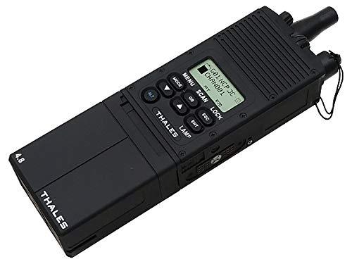 AN/PRC-148 ダミー ラジオケース ブラック 米軍 特殊部隊 装備品 サバゲー ミリタリー パーツ コスプレ 無線機 トランシーバー ケース