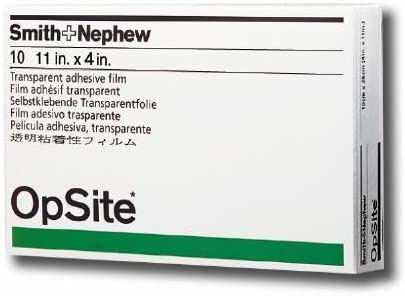 Max 69% OFF Smith and Nephew Opsite™ 11 Popular Adhesives Transparent Dressing