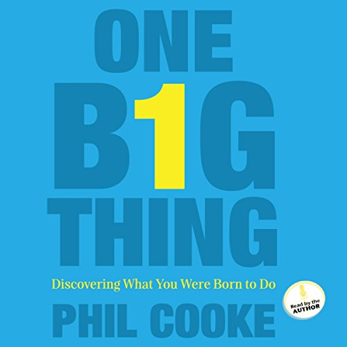 One Big Thing cover art