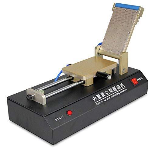 CGOLDENWALL Munual Vacío OCA Film Laminating Machine Pantalla Teléfono Laminado Polarizado Película Laminadora OCA Reparación de Reparación para iPhone