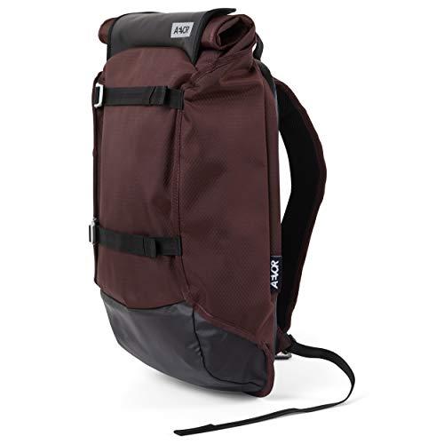 AEVOR Trip Pack - wasserfester Rucksack, erweiterbar, ergonomisch, Laptopfach