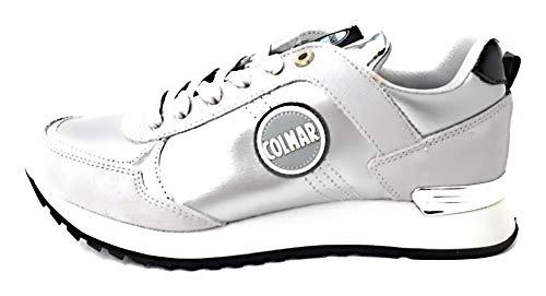 Colmar Travis Punk 105 Silver -Donna-