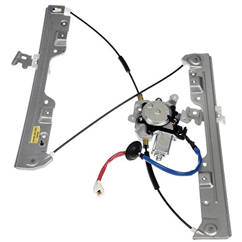 MILLION PARTS Front Left Driver Side Power Window Regulator with Motor fit for 2003-2007 Murano Sport Utility 4-Door 3.5L V6