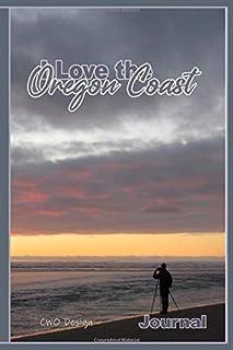 I Love the Oregon Coast - Journal