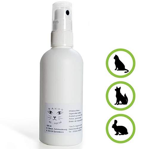 Baron 's Olor– para tierische olores (Perros Olor) también para el Coche Adecuado–A Base De orgánico