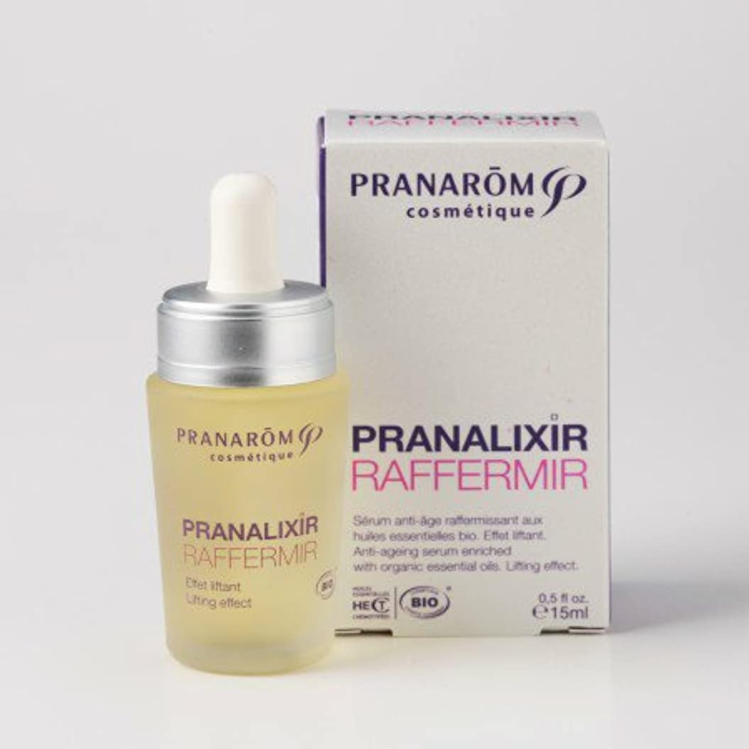 粗い知覚的ジャンププラナロム プラナリキシア ラフェルミア 15ml エイジングケア (PRANAROM 美容液 プラナリキシア)