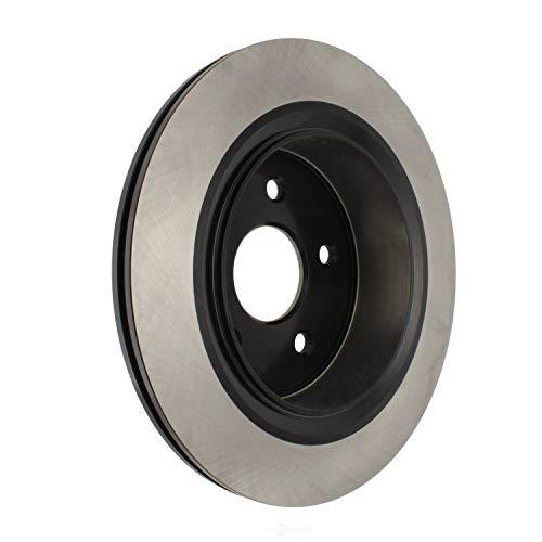 Centric 120.67054 Premium Brake Rotor