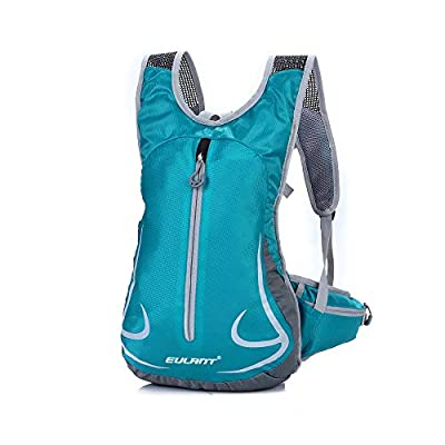 Sborter Small Lightweight Backpack for Cycling/Walking/Running/Hiking/Skiing/Short Trip/School,Blue