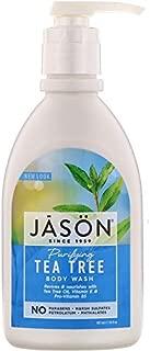 JASON Purifying Tea Tree Body Wash, 30 oz. - 1-PACK