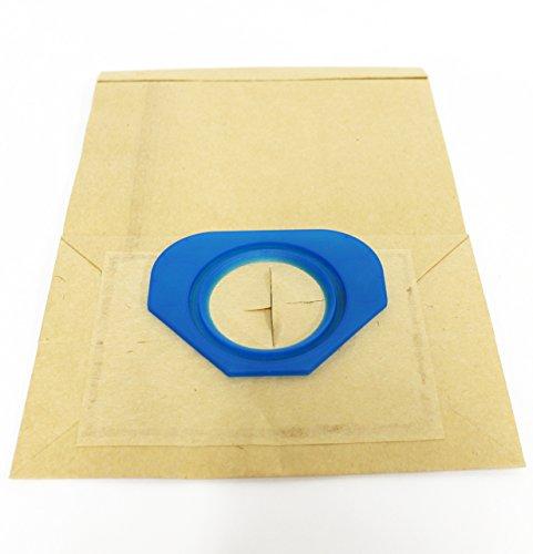 Sparegetti® Lot de 3 sacs d'aspirateur compatibles avec Nilfisk 82095000 G90, GA70/GM80/GS80/90
