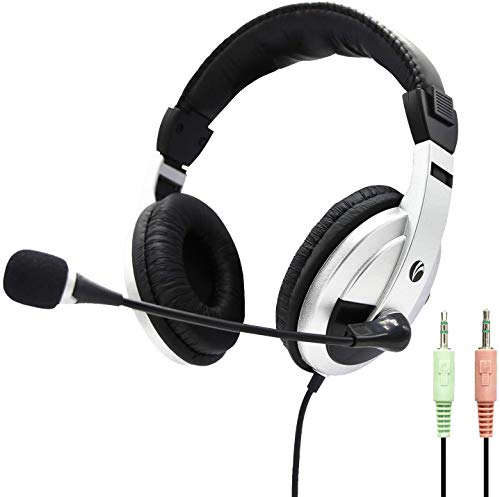 gaixample.org Clearer Voice PC Headset with Cable 1.8M for ...