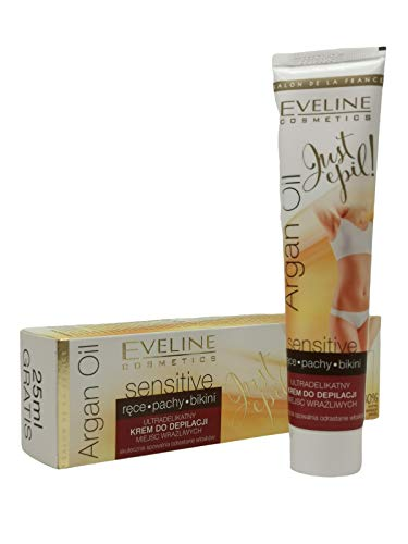 Eveline Just Epil 9 in 1 - Crema depilatoria per...